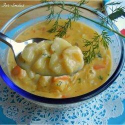 Cauliflower Cheese Soup II