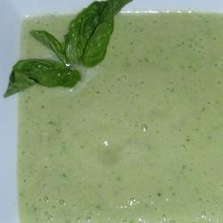 Raw Cucumber Soup (Gluten and Dairy-Free)