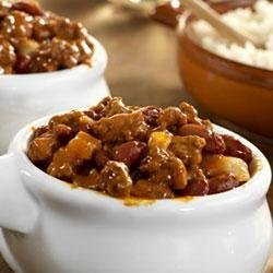 Campbell's(R) Healthy Request(R) Chili and Rice
