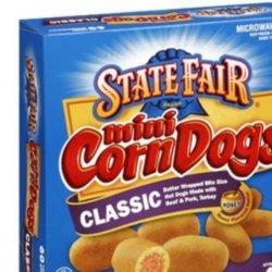 State Fair Mini Corn Dogs