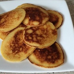 Low Carb Pancakes - Almond Flour