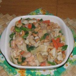 Seafood - Prawn & Squid Stir-Fry