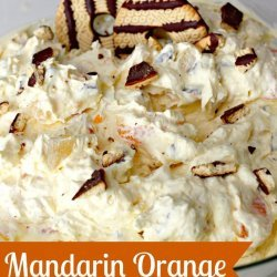 Mandarin Orange Dessert Salad