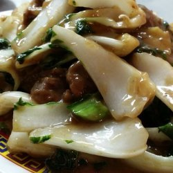 Chinese Beef and Greens