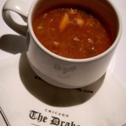 Bookbinder Red Snapper Soup