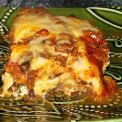 No Pasta Vegetable Lasagna