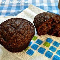 Healthy, Moist Bran Muffins