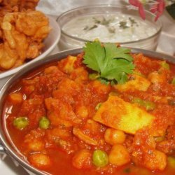 Rezika's Chicken & Vegetable Curry recipe