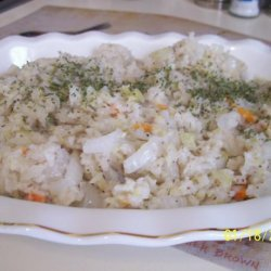 Buttery Cabbage Casserole