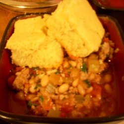 Cooking Light's Turkey and White Bean Chili