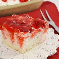Cherry Dream Cake recipe