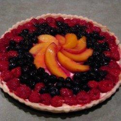Festive Fruit Tart