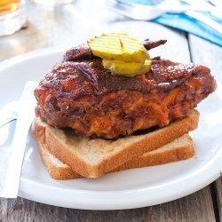 Crispy Country Fried Chicken