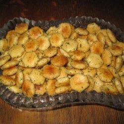 Spicy Seasoned Crackers
