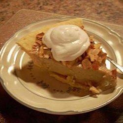 Banana Cream Pie (Vegan)