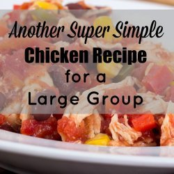 Another Chicken recipe