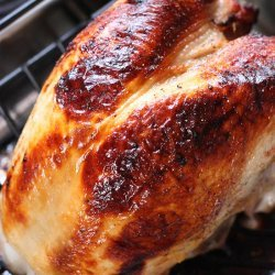 Roasted Turkey Breast With Apples