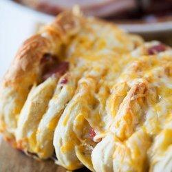 Cheese Pull-Apart Bread