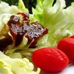 Barbeque Vinaigrette Salad Dressing recipe