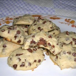 Chocolate Chip Kisses Cookies recipe