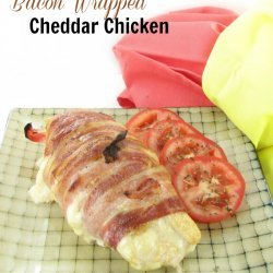 Chicken Cheddar Wraps