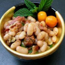 Habas Con Chorizo (Spanish Chorizo With Broad Beans)