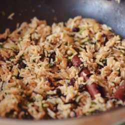 Fragrant Rice Pilaf