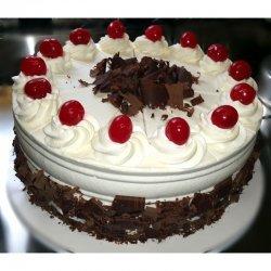 Schwarzwaelder Torte (Black Forest Cake)