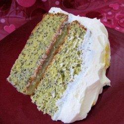 Lindsey's Lemon Poppy Seed Cake