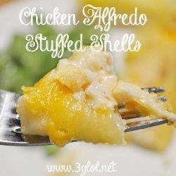 Stuffed Alfredo Chicken