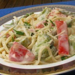 Pioneer Woman's Pasta Primavera