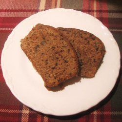 Mammaw's Zucchini Bread (Can Also Be Modified to Gluten Free)