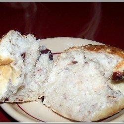 Cranberry-Nut Rolls