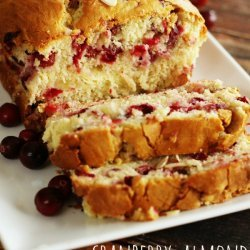 Cranberry Cheese Bread