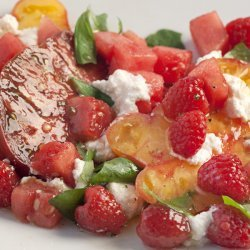 Tomato and Ricotta Salad