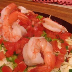 Succulent Shrimp/Prawn Spread (No Bake)