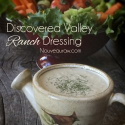 Discovered Valley Ranch Dressing