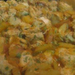Basque Tuna & Potato Casserole