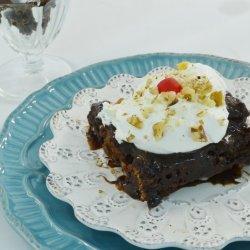 Sundae Cake Dessert