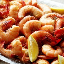 Shrimp Boil (Peel and Eat Shrimp)