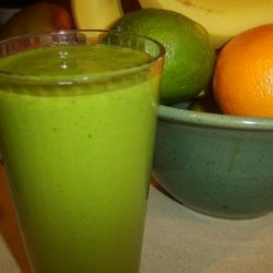 Daily Detox Ritual #2: Breakfast Meal Replacement Green Smoothie
