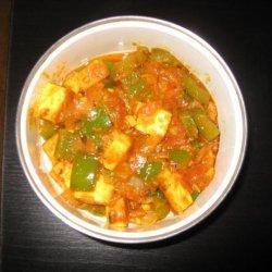 Kadai Paneer