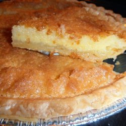 Best Buttermilk Pie