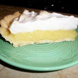 Best Ever Lemon Pie