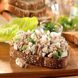 Tuna-Egg Salad Sandwiches