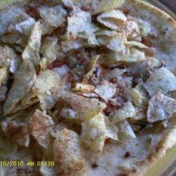 Oman Potato Chip Sandwich