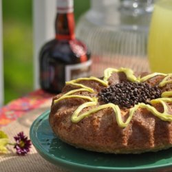 Black-eyed Susan Cake