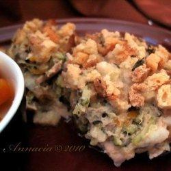 Tuna Zucchini Casserole