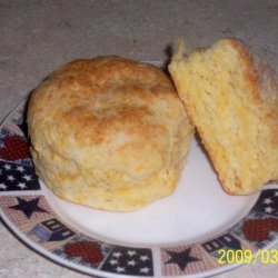 Min's Cheap, No Buttermilk Biscuits