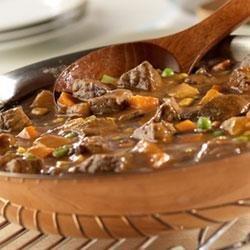 Shortcut Beef Stew